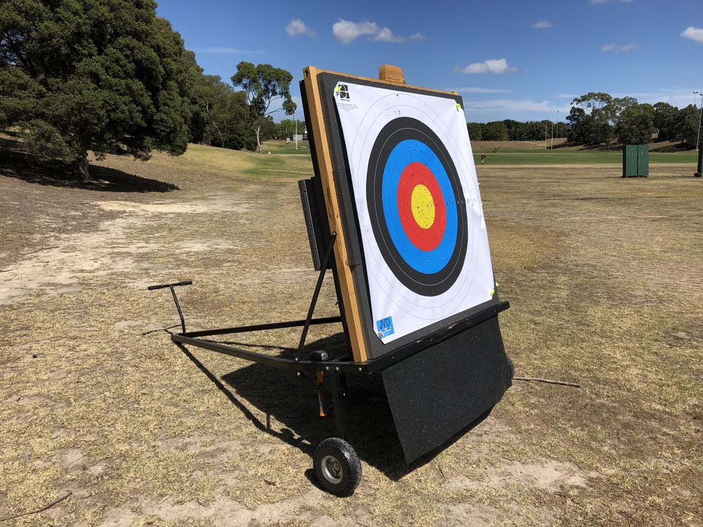 Portable Targets - Box Hill City Archers